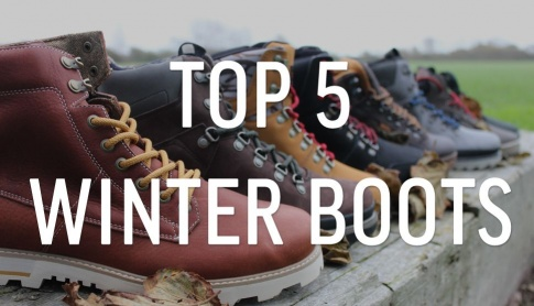 Top 5 Winter Boots