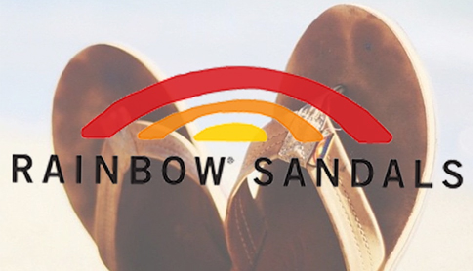 New to Hardcloud 'Rainbow Sandals'!