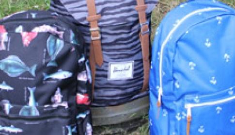 Herschel Backpack Sneak Peak