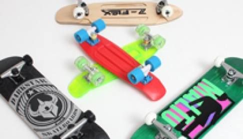 Huge Range Of Complete Skateboards!
