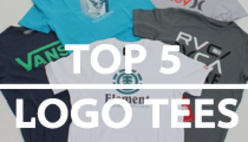 Hardclouds Top 5 Logo Tees for 2015