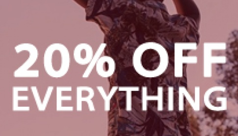 20% Off Everything This Week At Hardcloud!