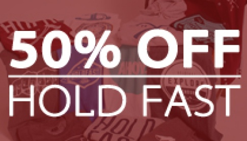 50% Off Hold Fast Clothing