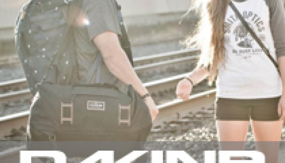 Brand New DaKine Luggage!