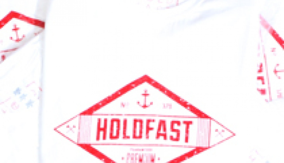 Free Hold Fast Tee!