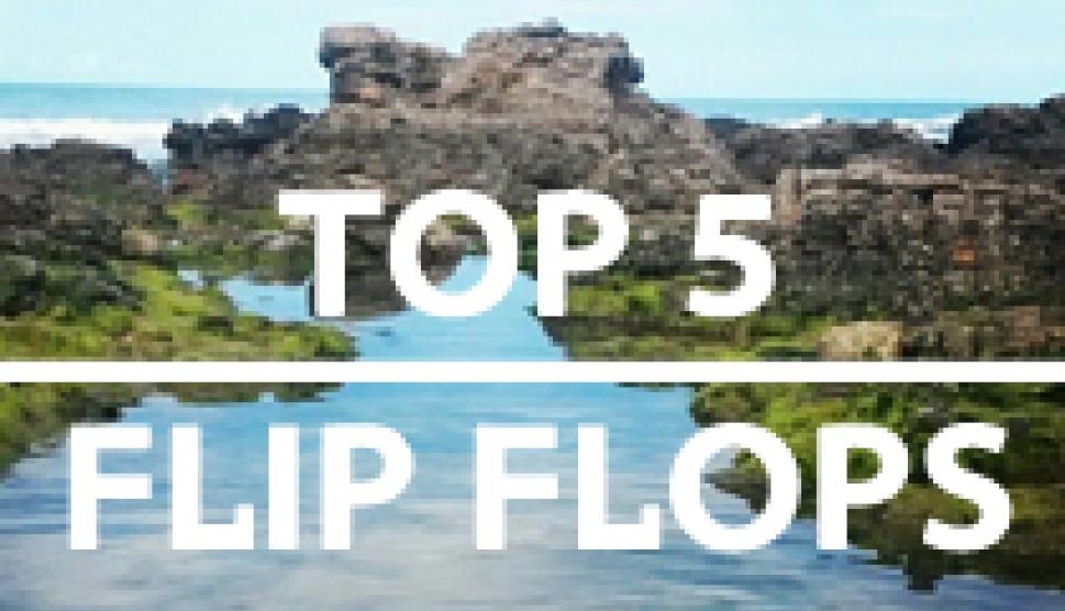 Hardclouds Top 5 Flip Flops for 2015