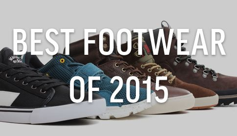 Best Footwear of 2015
