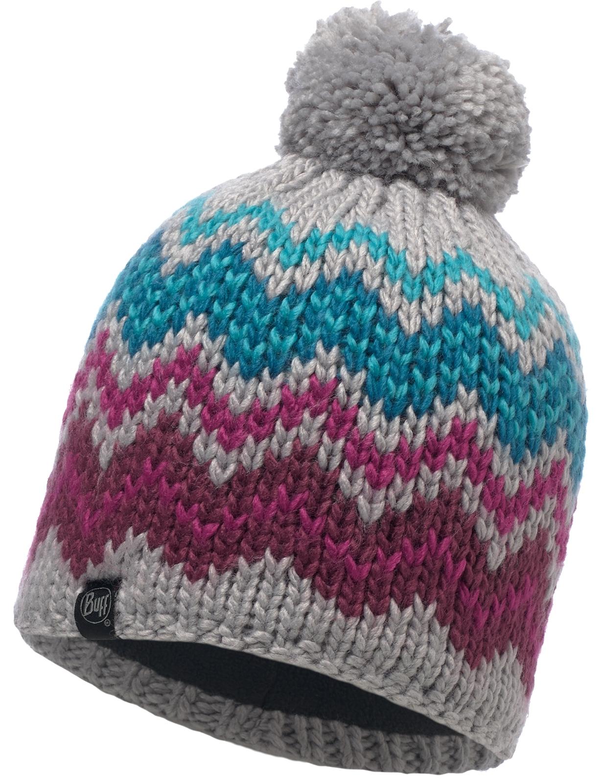 c73e982dc4d Buff Danke Knitted Bobble Hat