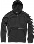 Alpinestars Debrief Zipped Hoody in Black