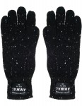 Animal Falcann Gloves in Black