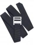 Arcade Guide Webbing Belt in Black