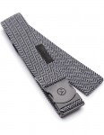 Arcade Hemingway Webbing Belt in Grey
