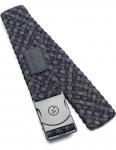 Arcade Vapor Webbing Belt in Black/Grey