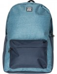Billabong All Day Backpack in Navy Heather
