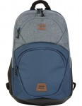 Billabong Command Surf Pack Technical Backpack in Dark Slate Heather