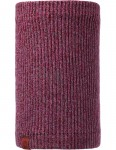 Buff Lyne Knitted Neck Warmer in Heather Rose