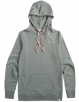 Animal Ava Pullover Hoody in Chinois Green Marl