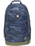 Element Camden Backpack in River Rats Blue