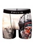 Pullin Fashion 2 Indian Tiger Underwear in Multi