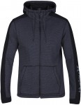 Hurley Surface Full Zip Fleece in Black