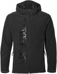 ONeill Exile Softshell Jacket in Black Out