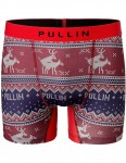 Pullin Fashion 2 Jacquard Underwear in Multi