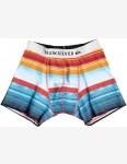 Quiksilver Boxer Poster Underwear in Nasturtic Everyday Stripes