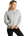 Rip Curl Authentic Froth Hooded Pullover Hoody in Cement Marle