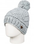 Roxy Winter Bobble Hat in Heritage Heather