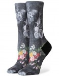 Stance First Class Crew Socks in Black