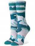 Stance Frankly Crew Socks in Teal