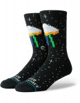 Stance I Need Some Space Crew Socks in Black