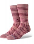 Stance Kurt Crew Socks in Rosesmoke