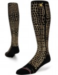 Stance Lux Lodge Snow Socks in Gold