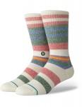 Stance Munga Crew Socks in Natural