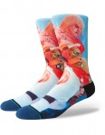 Stance Street Fighter II Crew Socks in Multi