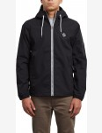 Volcom Ace Of Spades Jacket in Black