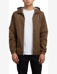 Volcom Ermont Jacket in Seaweed Green