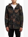 Volcom Lane Parka Jacket in Camouflage
