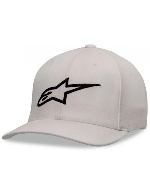 Alpinestars Ageless Cap in Silver/Black