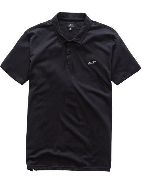 Alpinestars Perpetual Polo Shirt in Black