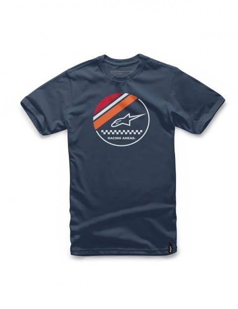 Alpinestars Pesos Short Sleeve T-Shirt in Navy