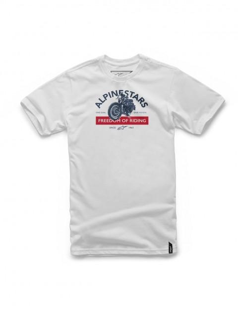 Alpinestars Rocker Short Sleeve T-Shirt in White