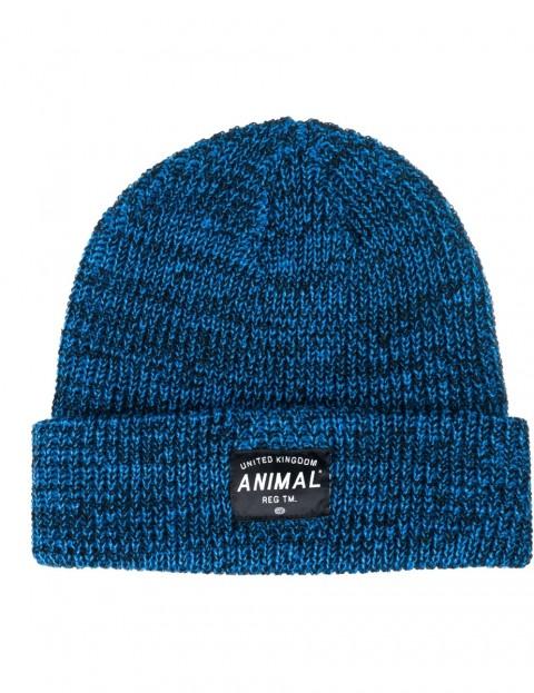 Animal Allex Beanie in Vallarta Blue