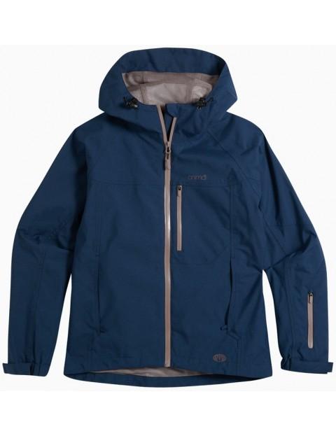 Animal Hillside Jacket in Dark Navy