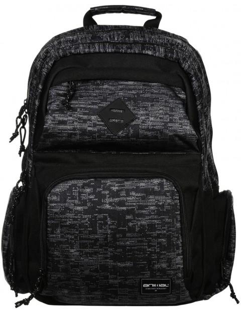 Animal Spray Backpack in Black/Grey