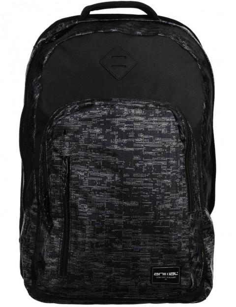 Animal Summit Backpack in Black/Grey