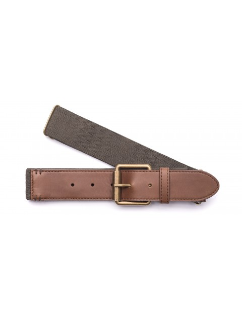 Arcade Crawford Webbing Belt in Olive