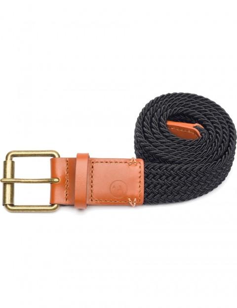 Arcade Hudson Webbing Belt in Black/Brown