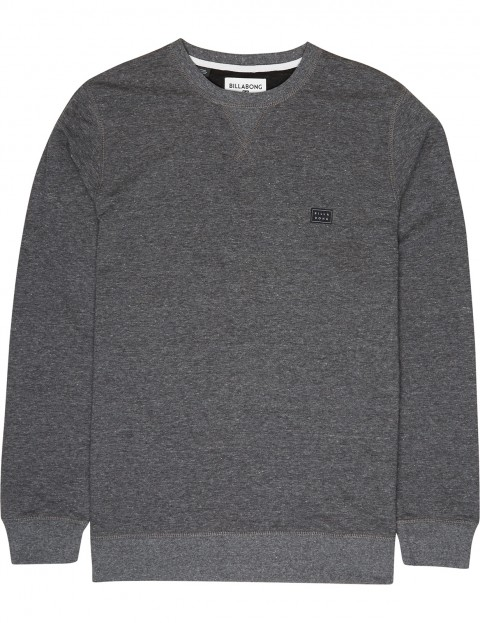 df5664d666ed Billabong All Day Crew Sweatshirt in Black | hardcloud.com